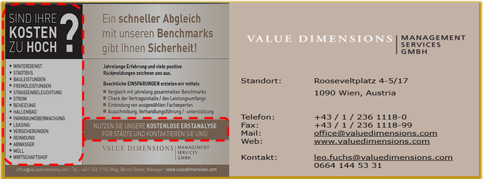Value Dimensions Management Services (25.03.2018)