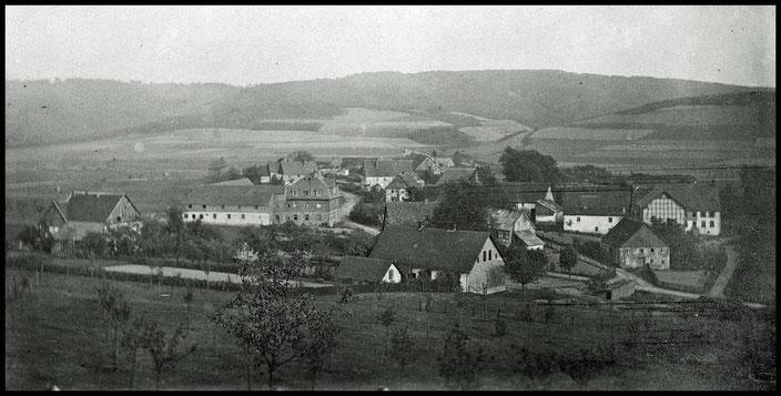 Meinkenbracht in den 1920er-Jahren