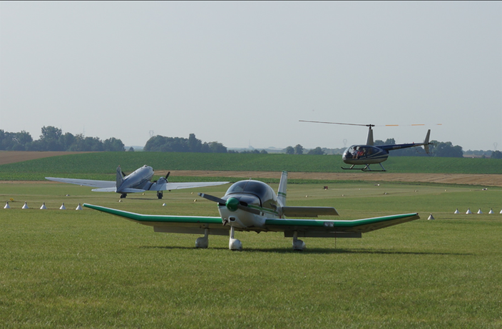 Aeroclub de Sens - DR400