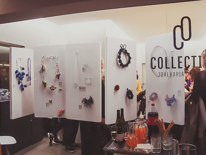 Collectiva contemporary jewelry international exhibition - porto Portugal