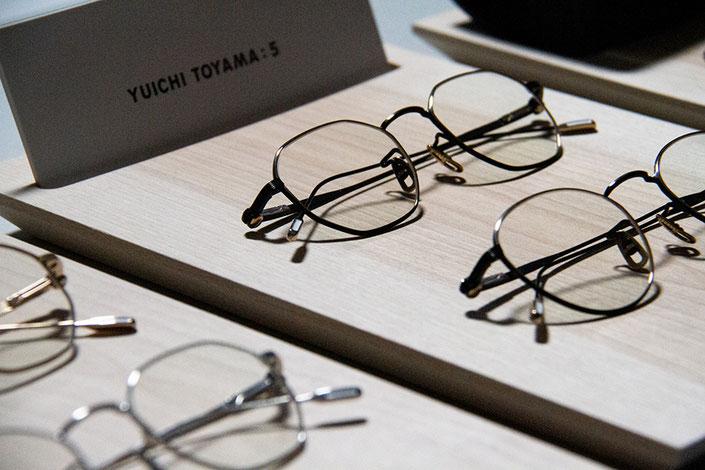 YUICHI TOYAMA.(ユウイチトヤマ)と凄腕職人5人がタッグを組んだ「YUICHI TOYAMA:5」