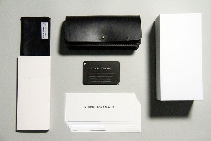 YUICHI TOYAMA:5 オリジナルデザイン「メンテナンスキット」