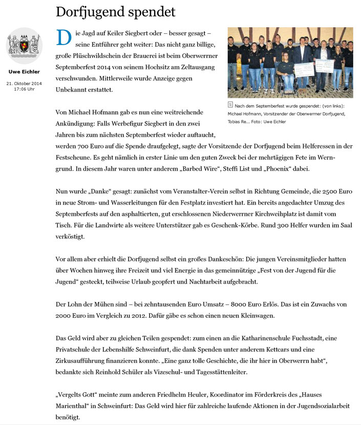 21.10.2014 mainpost.de