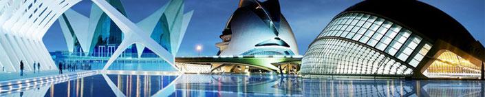 Valencia:  Palau de les Arts