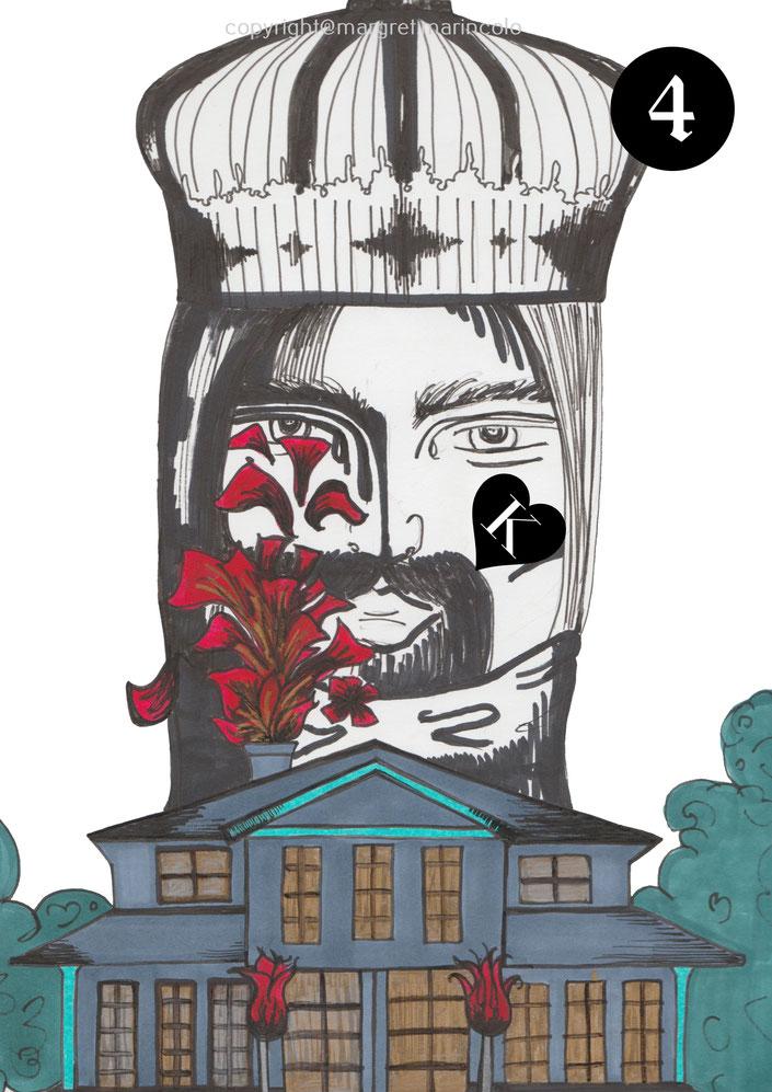 das-haus-im-lenormand-4-the-house