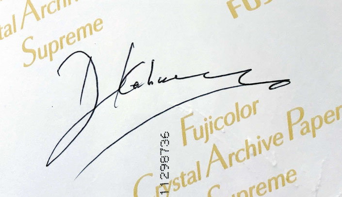 Autograph Daniel Kahneman Autogramm