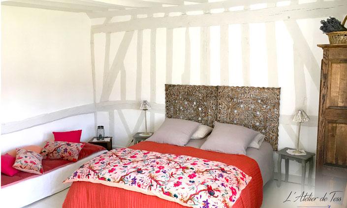 Chambres d 39 h tes louer au bec hellouin maison d 39 h tes - Chambre d hotes biarritz pas cher ...