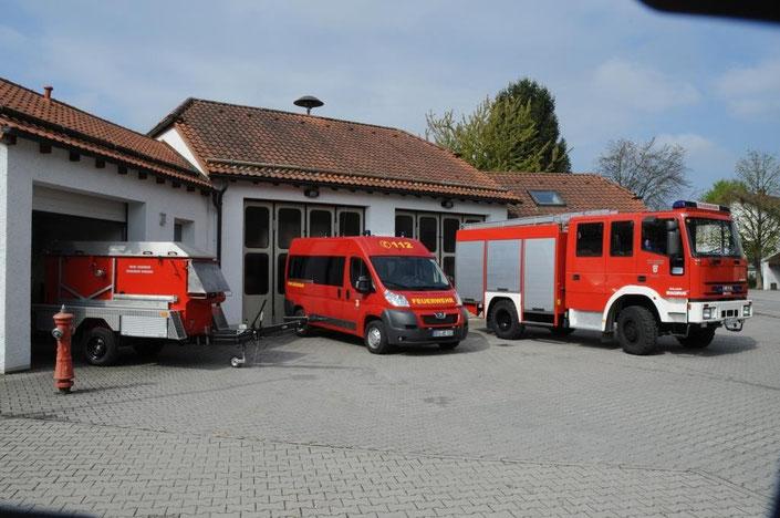 Feuerwehr Gerätehaus Deggenau