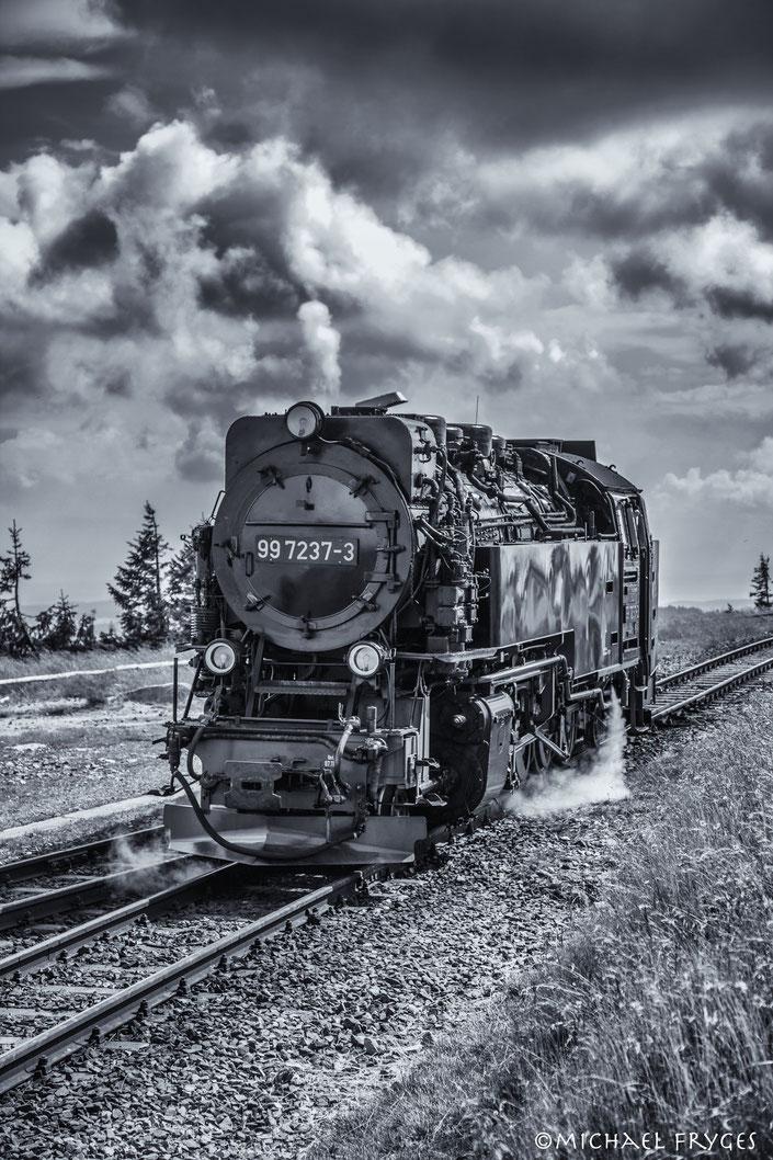 Harzer Schmalspurbahn....