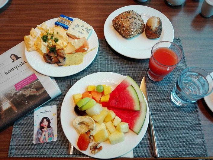 Start your day right - mit einem richtig guten Frühstück