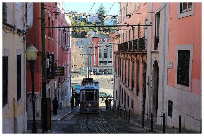 Portugal Lissabon Reisebericht Erfahrungen Sehenswürdigkeiten