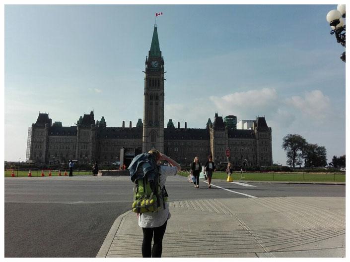 Ottawa Kanada, Parlament