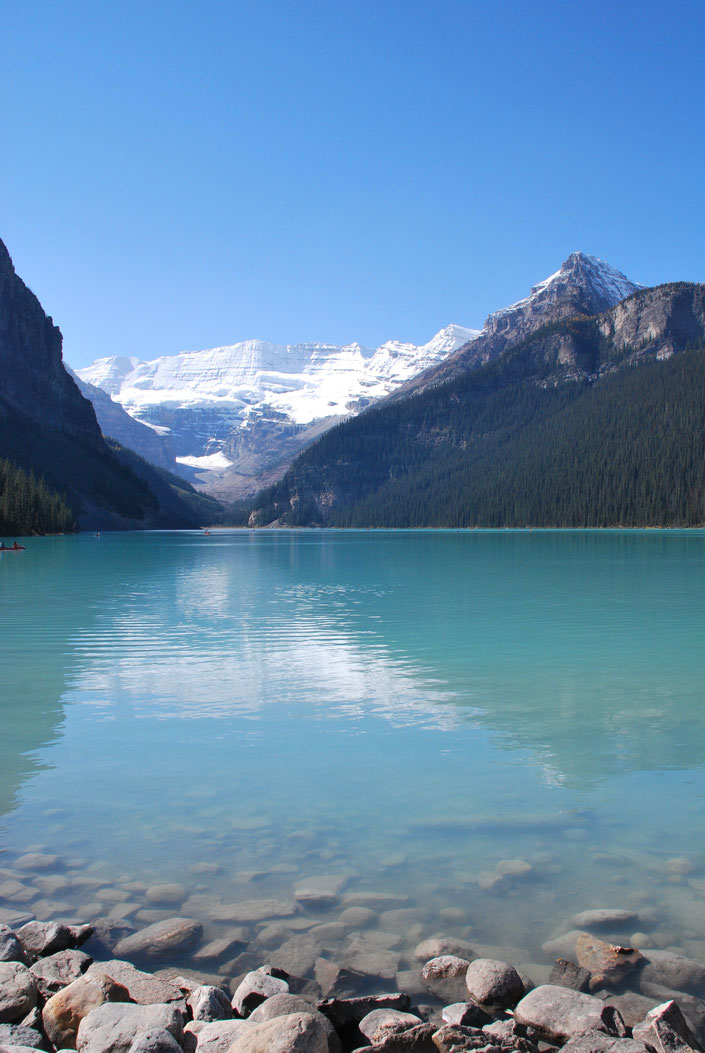 Lake Louise - Banff Nationalpark Kanada