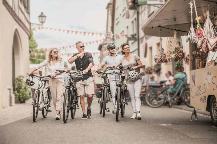 Sinus Ena e-Bikes 2016