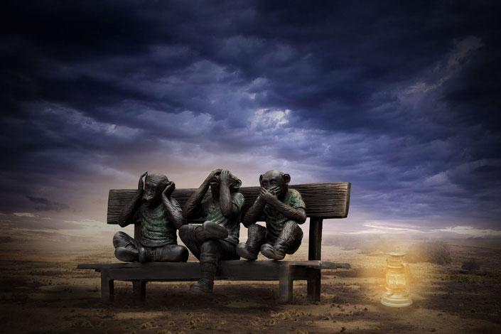 Les hommes qui n'ont pas le sceau de Dieu désireront la mort. la mort est associée à l'inconscience, à un sommeil profond. Ces hommes désireront ne rien entendre, ne rien voir, ne rien savoir de tout cela. Mais malheureusement pour eux, c'est impossible.