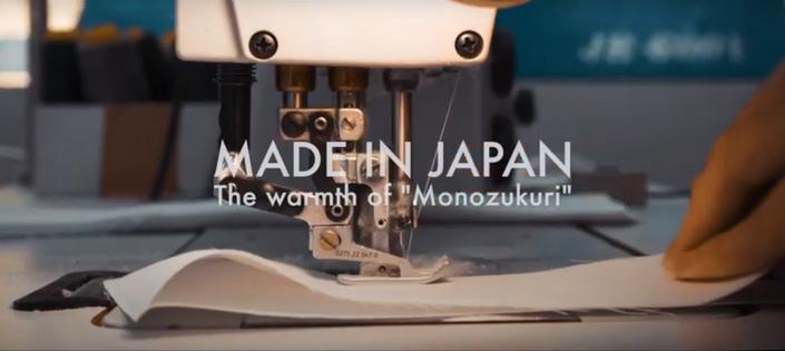 *綿糸から生地、そして縫製工場でシャツが出来るまで