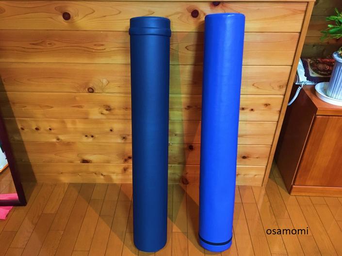 ストレッチ用ポールで柔軟性拡大、肩甲骨・股関節痛には昭島市のオサモミ整体院。