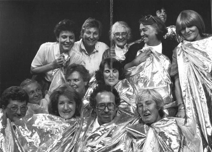 Die Glashüttener Künstlergruppe 1986