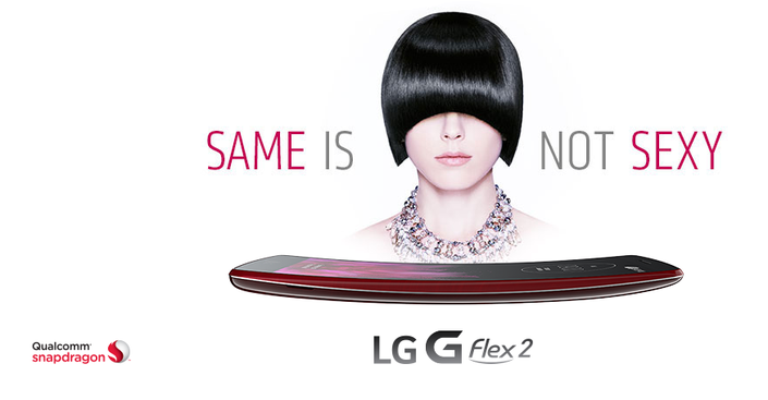 LG G FLEX 2 Avis et essais FRANCE