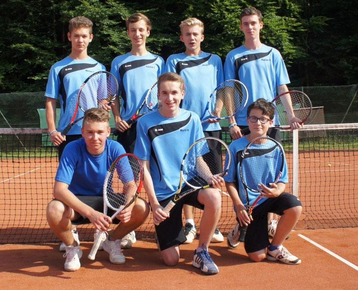 U18 Mannschaft Saison 2014