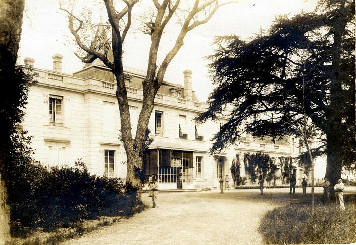 Domaine de la Ferrade début XXe siècle