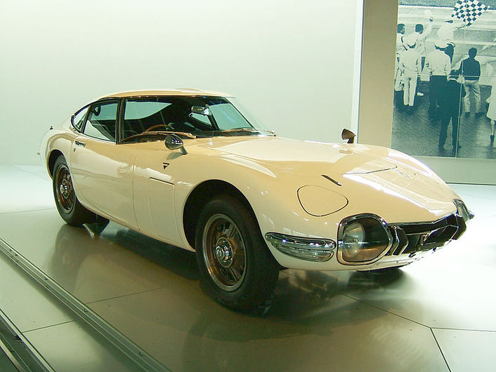 2000GT  Source: wikipedia