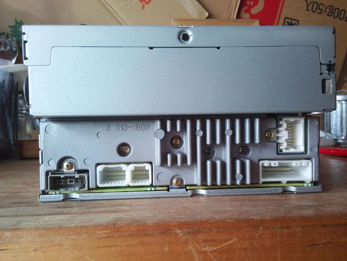 電装整備 純正オーディオ フーガ 純正部品