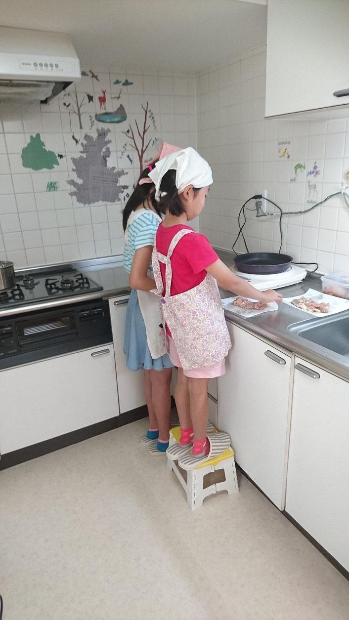 子ども料理教室 エムズレッスン 写真