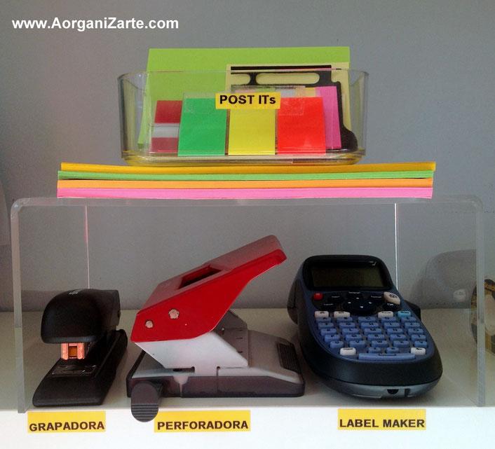 material escritorio con etiquetas - www.aorganizarte.com