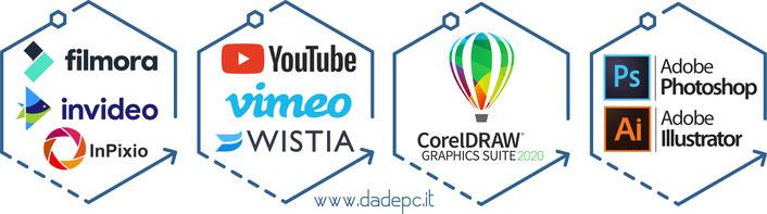DADE professional consult - grafica  vettoriale - grafica illustrazioni - stampa - digitale Bolzano