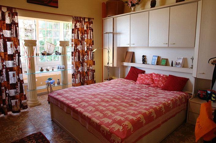 Das 1.Schlafzimmer