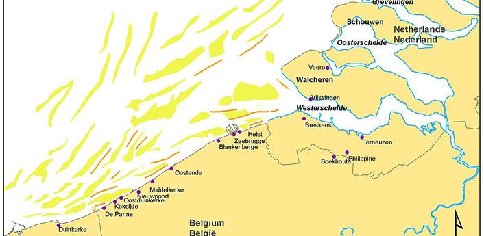 Zeiljachten te huur in Belgie vanuit Nieuwpoort en Zeebrugge