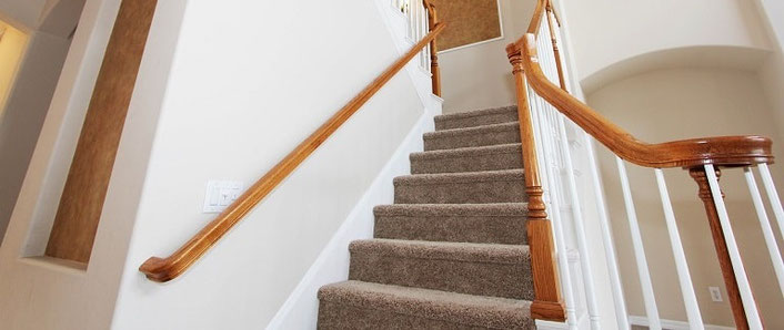 Stair cleaner