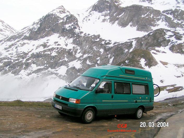 Mit dem Campingbus durch die Pyrenäen nach Spanien