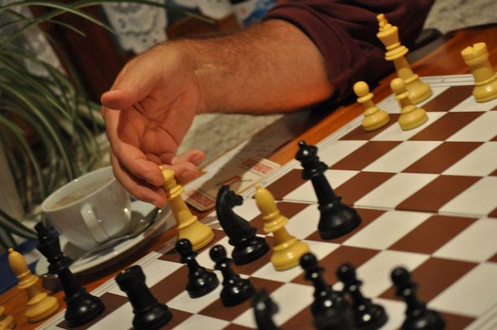 Schach im Sternen