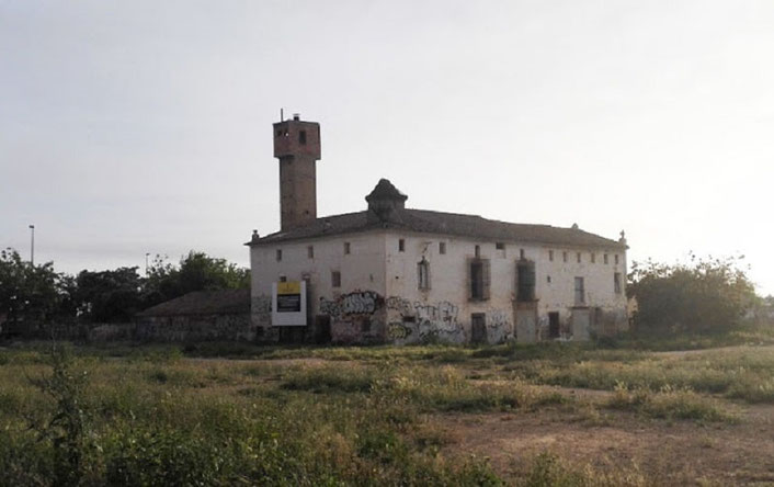 Alquería árabe de  Facó en Benimaclet, Valencia.