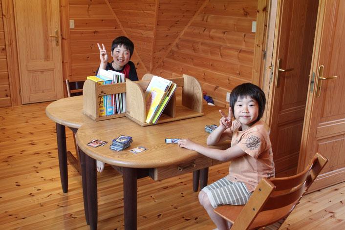豆型学習机(長泉町・H様邸)