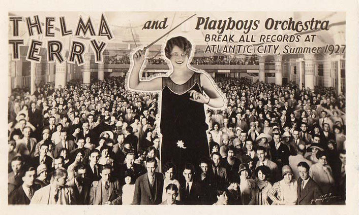 Thelma terry and Playboys Orchestra