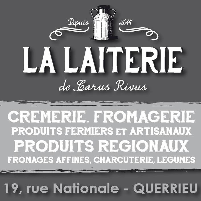 (DR) La Laiterie Carus Rivus-Val de Somme-Querrieu