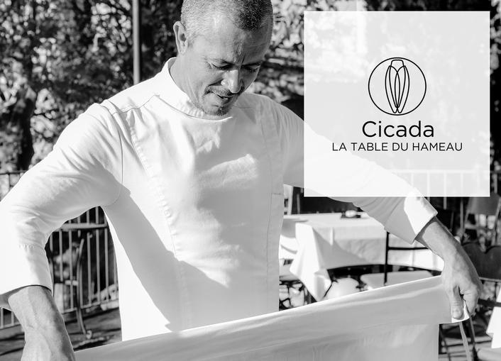 Les ateliers cuisine de Stephan Paroche, chef de Cicada, la Table du Hameau des Baux