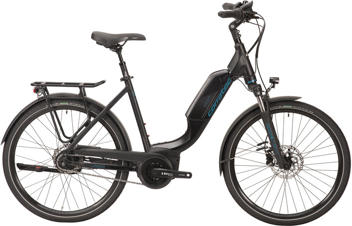 Corratec E-Power City 2020 City e-Bikes
