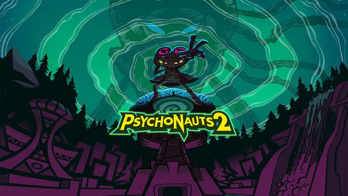 Titelbild von Psychonauts 2 von Double Fine Productions