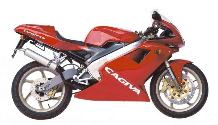 Cagiva Motorcycles Service Repair Manuals PDF
