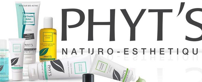 Produits Phyt's - Naturo-Esthétique - L'Institut de Virginie - Nordausques 62890