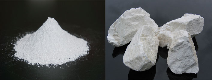 採掘された石灰石は業種・用途ごとに自社工場にて加工・出荷されます。