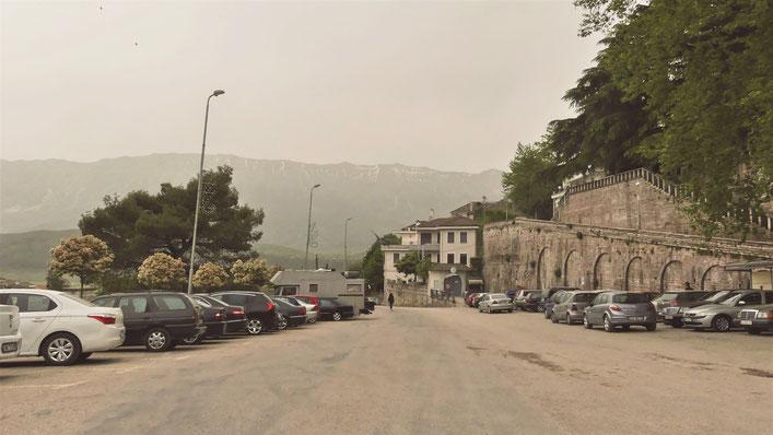 GJIROKASTRA ALBANIE BIGOUSTEPPES