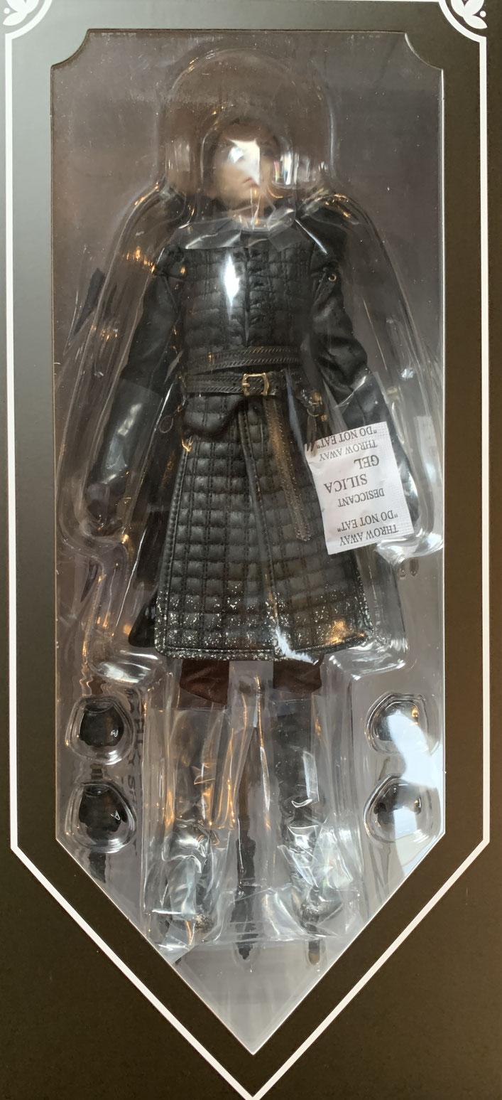 Arya Stark 1/6 Game of Thrones Season 8 Actionfigur 25cm Threezero