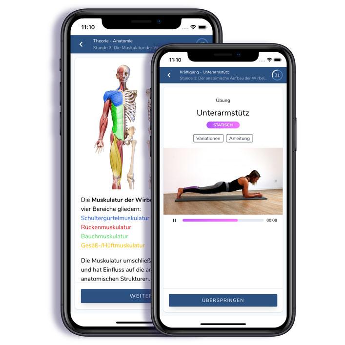 Fitness App Krankenkasse