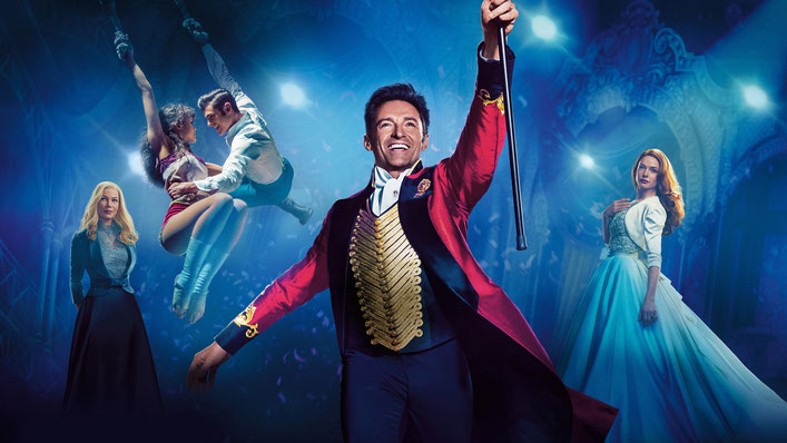 The Greatest Showman FANwerk Top 3 Filme 2018
