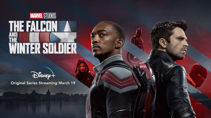The Falcon and the Winter Soldier Wallpaper